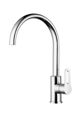Celeste Single Handle Kitchen Faucet - Loop Handle