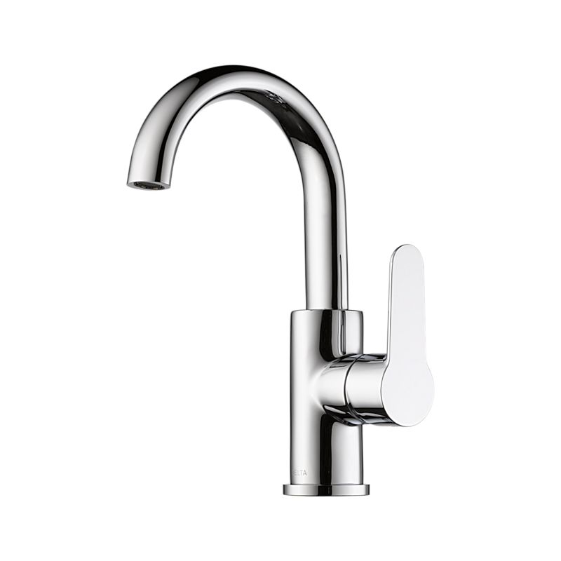 Celeste Single Handle High Arc Bathroom Faucet