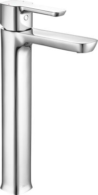 Lovely Kami Single Handle Lavatory Faucet With Riser