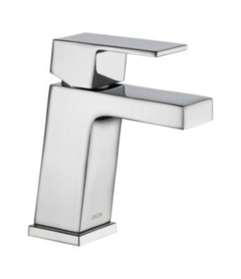 Filis Single Handle Bathroom Faucet - Less Pop-Up