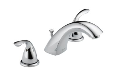 Classic Two Handle Widespread Lavatory Faucet