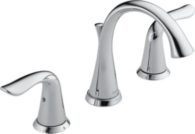 Lahara® Two Handle Widespread Lavatory Faucet