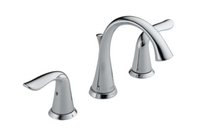 Lahara Two Handle Widespread Bathroom Faucet