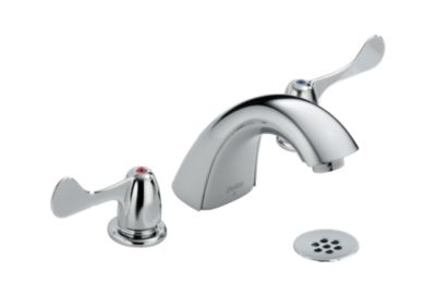 HDF Two Handle Widespread Lavatory Faucet