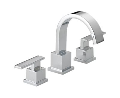 3553lf Vero Two Handle Widespread Bathroom Faucet Bath Products