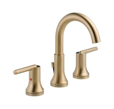 Trinsic Widespread Lavatory Faucet w/ metal pop-up