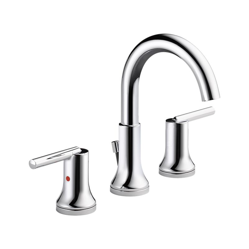 faucet nickel config faucets sink brushed bathroom mpu opt lavatory lhp delta