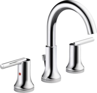 Trinsic® Two Handle Widespread Lavatory Faucet