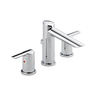 Compel® Two Handle Widespread Lavatory - Metal Pop-Up