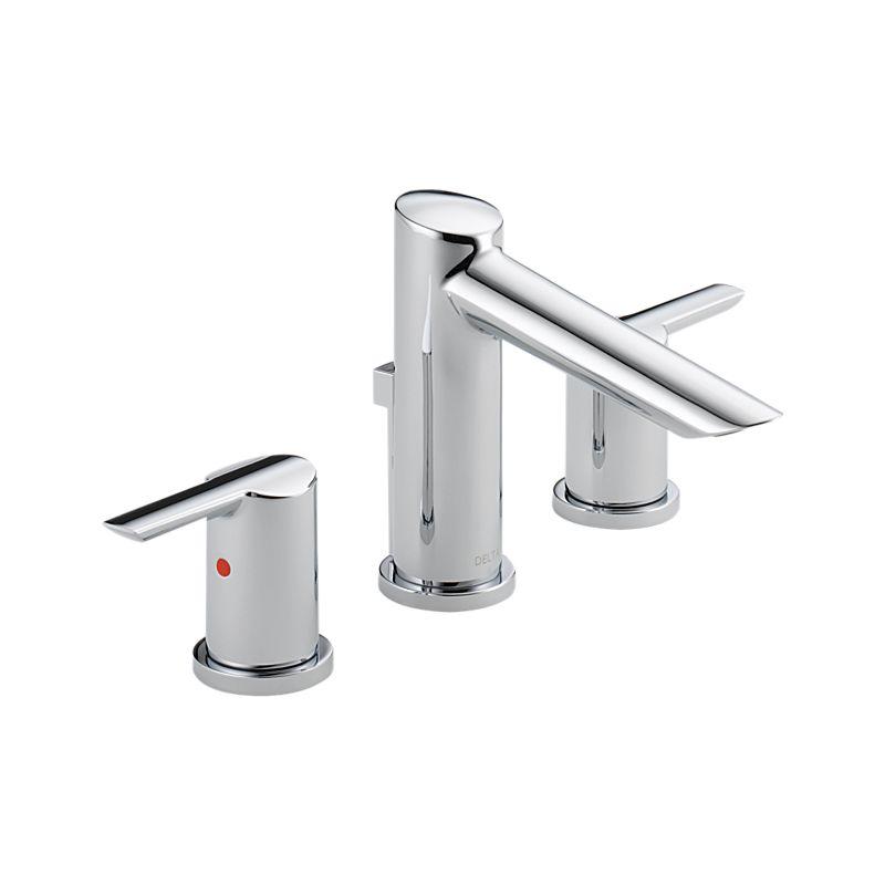 3561-MPU-DST Compel® Two Handle Widespread Lavatory Faucet : Bath ...