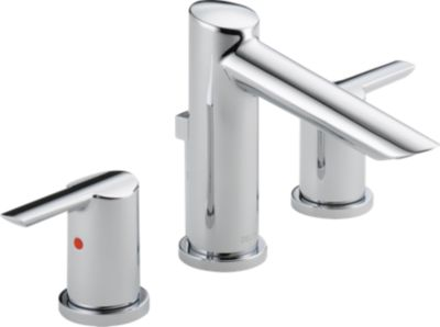 Compel® Two Handle Widespread Lavatory Faucet