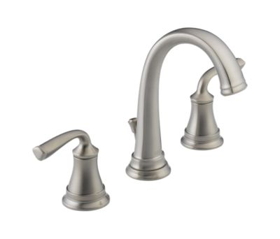 Lorain Two Handle Widespread Lavatory Faucet
