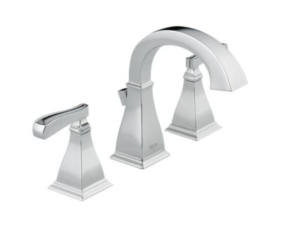 Olmsted Two Handle Widespread Lavatory Faucet