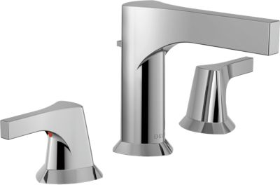 Zura Two Handle Widespread Lavatory Faucet