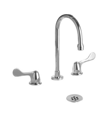 Delta Two Handle Widespread Lavatory Faucet