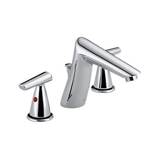 Rizu Two Handle Widespread Lavatory Faucet