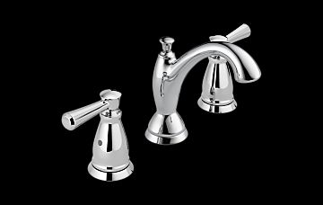 3593 Mpu Dst Linden Two Handle Widespread Lavatory Faucet