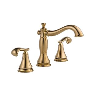 Cassidy Two Handle Widespread Bathroom Faucet - Less Handles