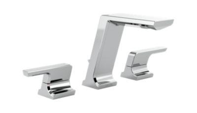 3599lf Mpu Pivotal Two Handle Widespread Bathroom Faucet Bath