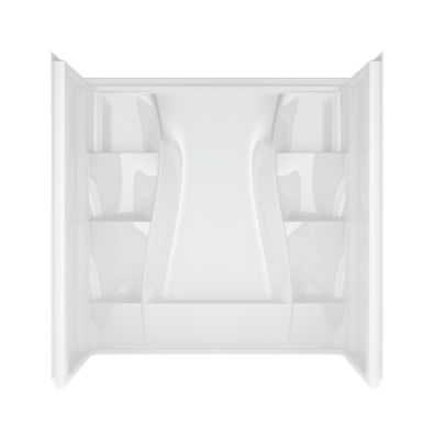 Classic 400 60in. x 32in. Bathtub Wall Set