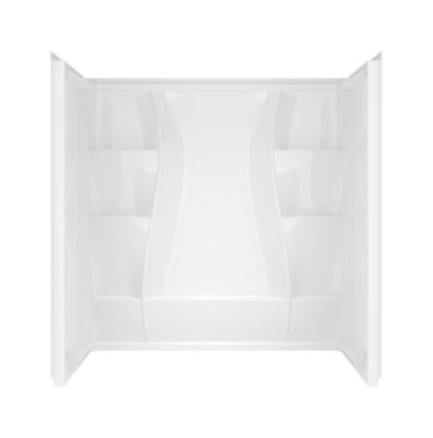 Classic 400 60in. X 32in. Shower Wall Set