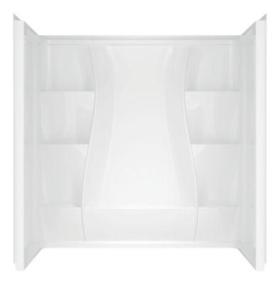 Classic 400 60x30 Bathtub Wall Set