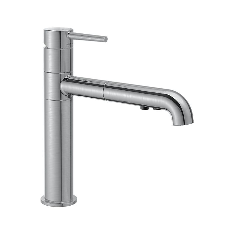 4159 Ar Dst Trinsic 174 Single Handle Pull Out Kitchen Faucet