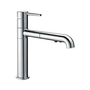 Trinsic Single Handle Pull-Out Kitchen Faucet