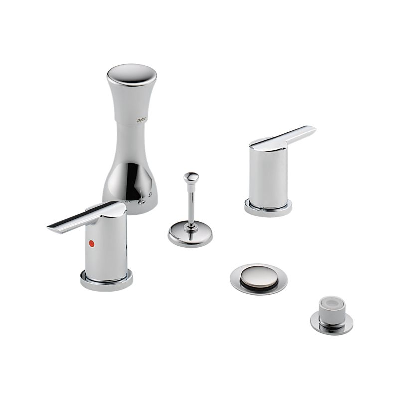 44-LHP H261 RP73816 Delta Bidet Faucet : Bath Products : Delta Faucet