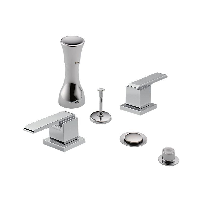 44 lhp h267 robinet de bidet delta produits pour salle for Robinet delta salle de bain