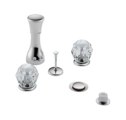 Classic Bidet Faucet - Less Handles