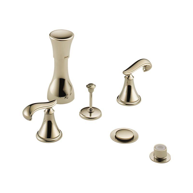 44 pnlhp h298pn robinet de bidet delta produits pour for Robinet delta salle de bain