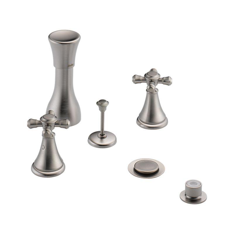 44 sslhp h295ss robinet de bidet delta produits pour for Robinet delta salle de bain