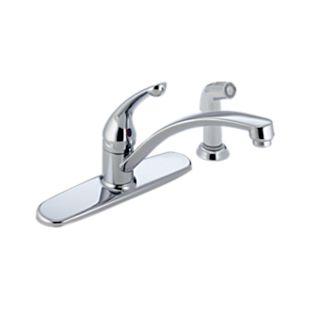 Signature Single Handle Kitchen Faucet