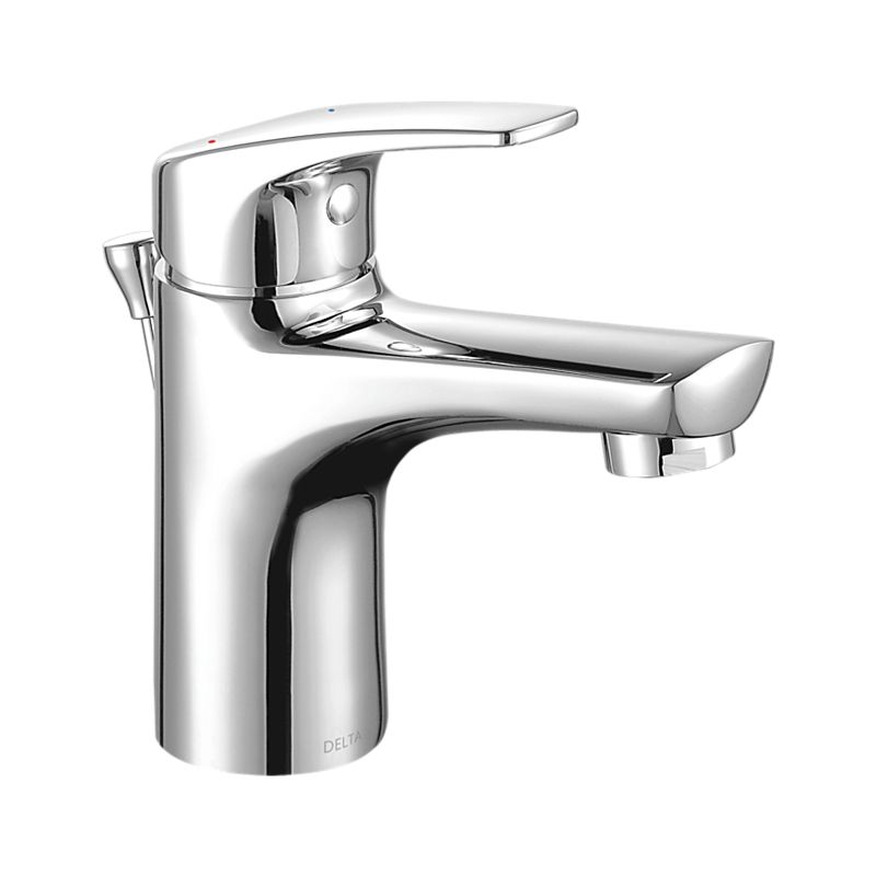 44025 Ixa Soft Single Handle Bathroom Faucet : Bath Products : Delta ...