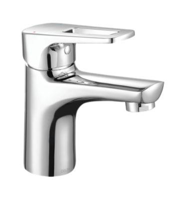 Ixa Flex Single Handle Bathroom Faucet - Less Pop-Up
