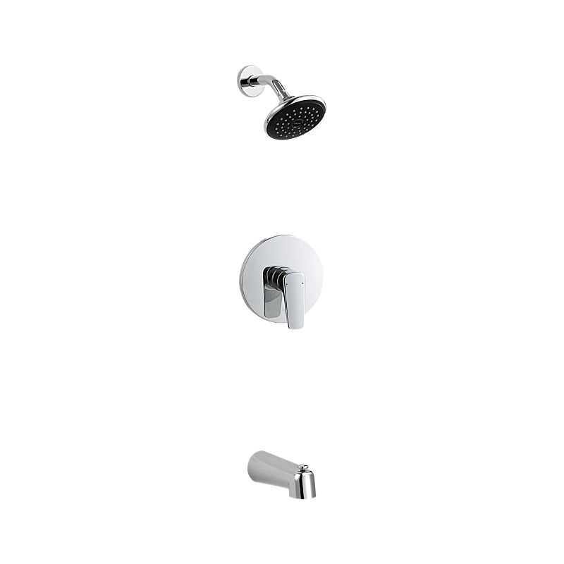 44075-SQ Delta In-Wall Tub and Shower : Bath Products : Delta Faucet