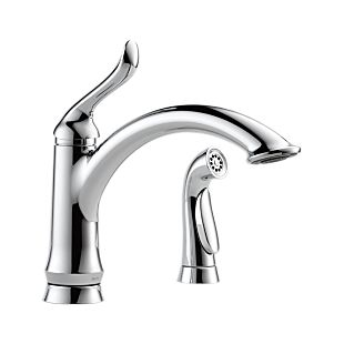 Linden™ Single Handle Kitchen Faucet with Spray