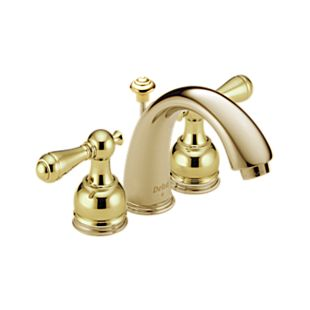 Classic Two Handle Mini-Widespread Lavatory Faucet