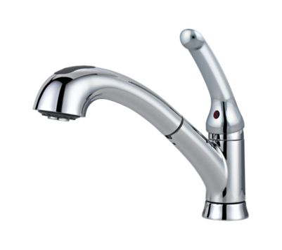 469lf delta pull out kitchen faucet kitchen products delta faucet delta pilar touch2o arctic stainless 1 handle high arc touch kitchen