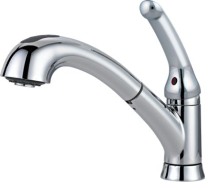 Delta Pull Out Kitchen Faucet