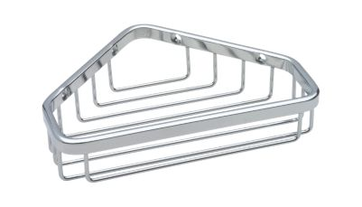 Delta Stainless Steel Small Corner Caddy