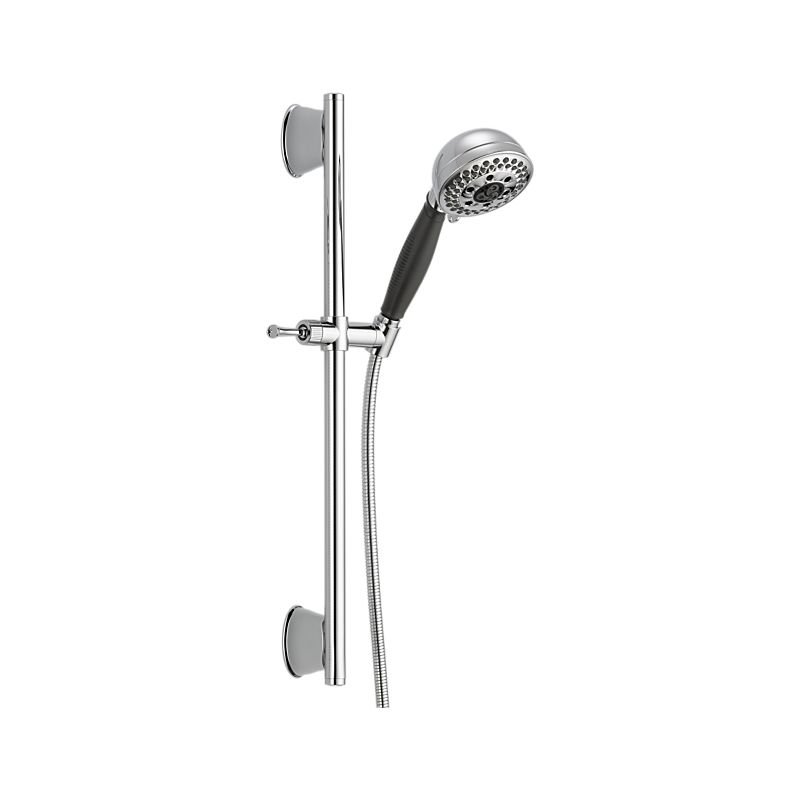 wall shower and handle beautifully with detailed cross soap bathroom to has the orb mount bar an pair a nottingham slide flanges complete brass adjustable hand held holder