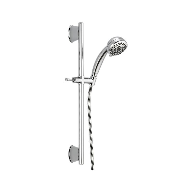 alumia shower bath single curved store delta rod product bed beyond