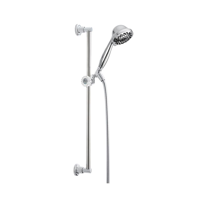 51701 Classic Premium 7-Setting Slide Bar Hand Shower : Bath ...