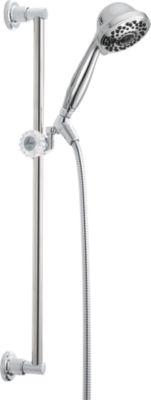 Attrayant Classic Premium 7 Setting Slide Bar Hand Shower