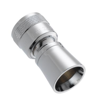 Delta Fundamentals Single-Setting Metal Shower Head
