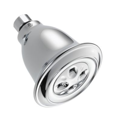 Traditional H2Okinetic Single-Setting Shower Head