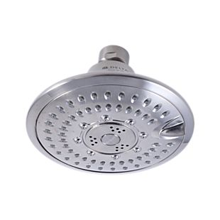 Delta 5-Setting Touch-Clean Shower Head
