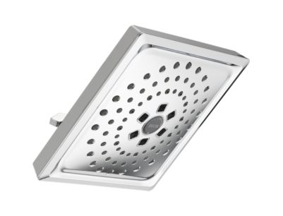 Delta H2Okinetic 3-Setting Raincan Shower Head